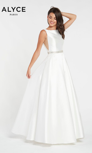 White Dresses for Graduation and Weddings