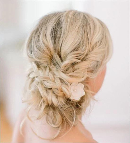 8 Stunning Braided Bridesmaid Hair Ideas - ALYCE Paris