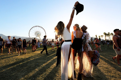 The Best Looks from Coachella Weekend #1
