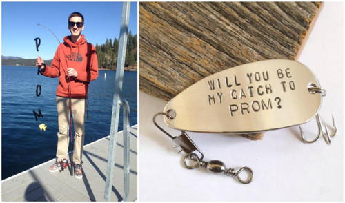Country Style Promposal | Ideas To Steal
