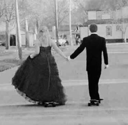 Going To Prom On Skateboards - Operation Cinderella With ALYCE Paris