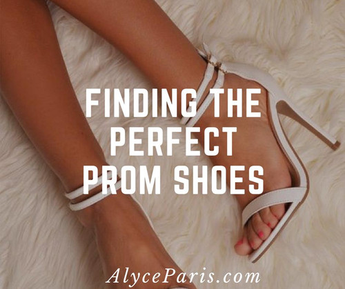 Get the Look: Perfect Prom Shoes