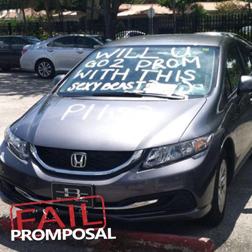 Top 10 Promposal Fails | Ideas to Avoid