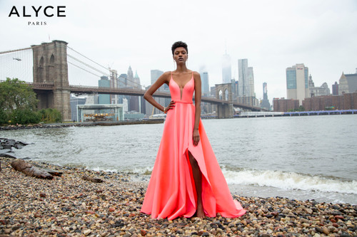 Bold Colorful Gowns 2019