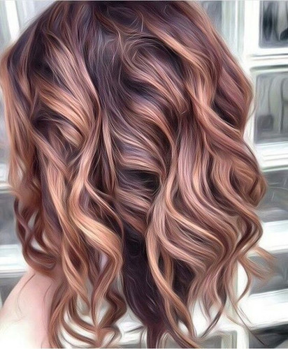 Summer Hair Color and Styles - Alyce Paris