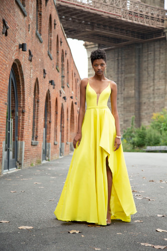 Shop The Trend: Yellow Dresses