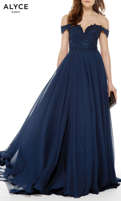 Formal Dress: 27018. Long, Sweetheart Neckline, Flowy
