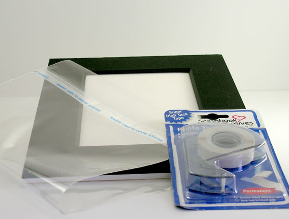 "16x20 Single 10 Pack (8 Ply) - includes 10 sets of mats, 1/8"" Acid-Free Foamcore backing, sleeves and tape!"