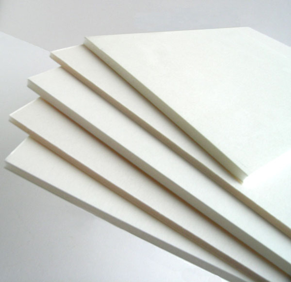 5 x 7 Acid Free White Foamcore 3/16 (Pak of 50)