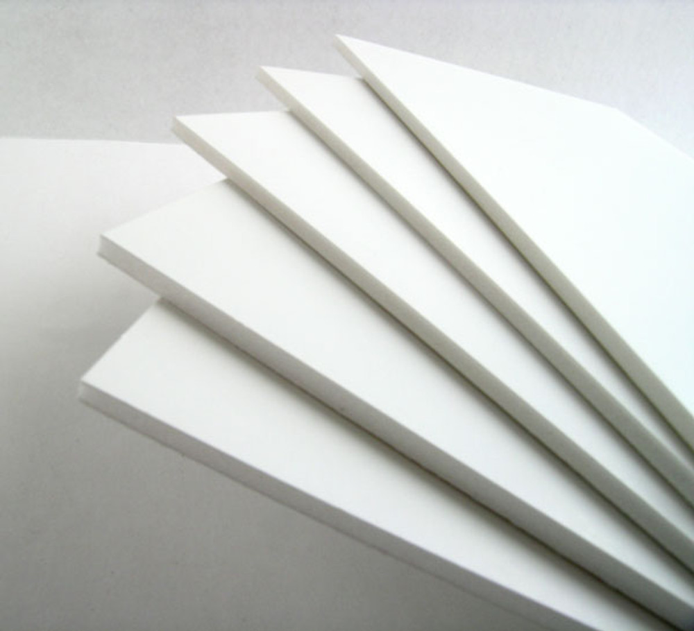 5 x 7 Acid Free White Foamcore 1/8 (Pak of 50)