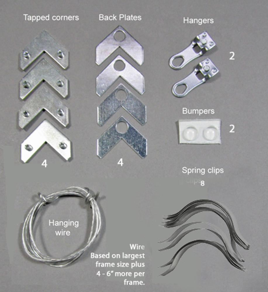 Regular Metal Frame Hardware