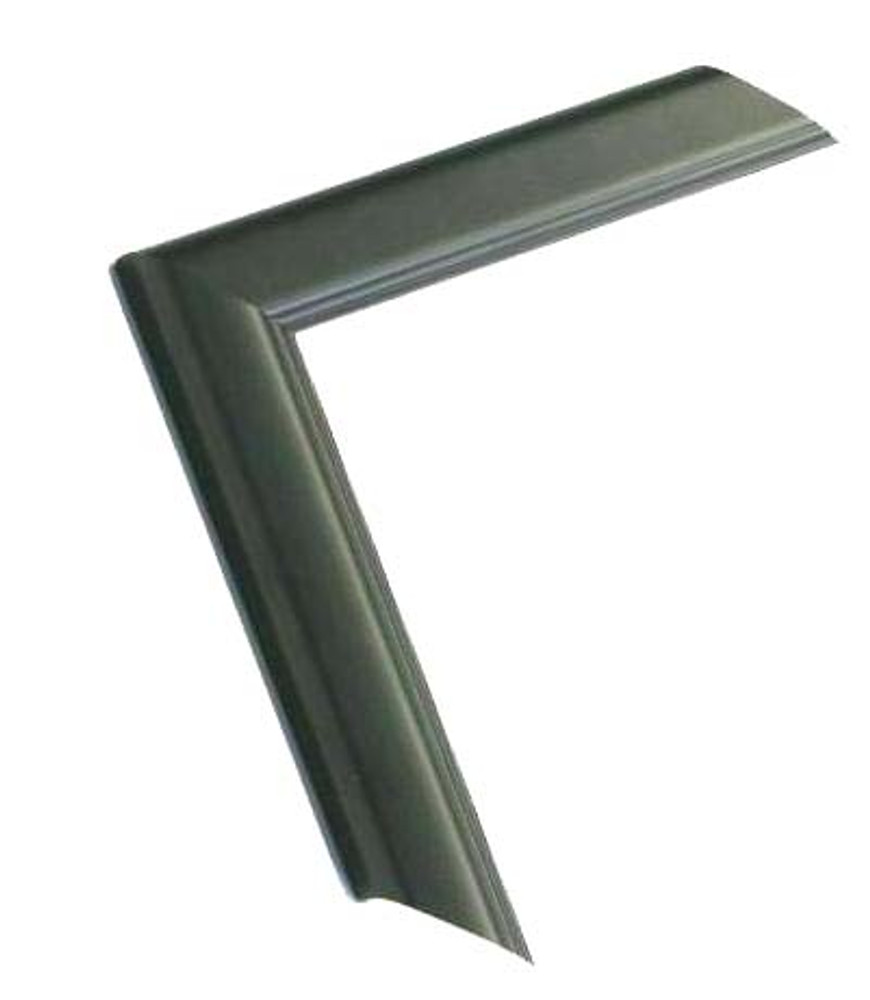 """1 1/4"""" Black Wood Frame (#MS 80513)"""