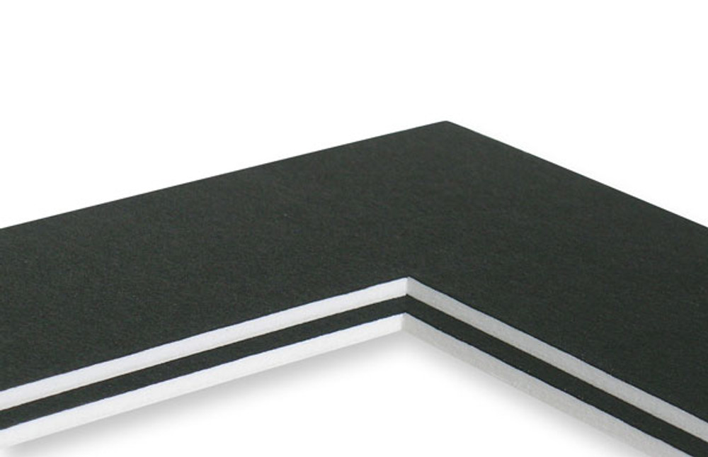 Essentials White Core - Double Mat