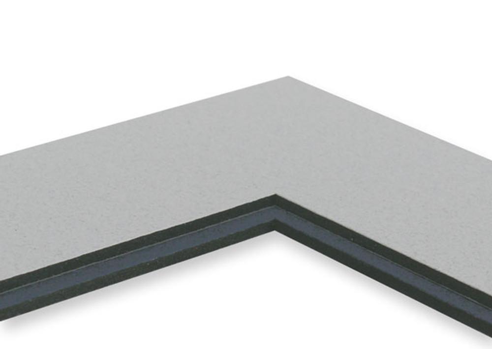 Essentials Black Core - Double Mat