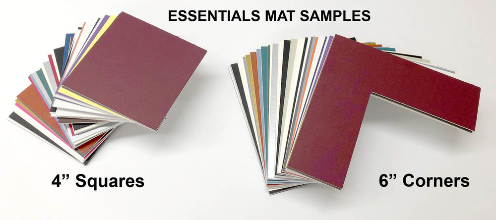 Essentials Mat Sample Package