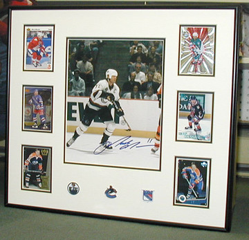 Hockey Collage Frame
