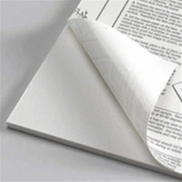 Self Adhesive Foamcore Backing