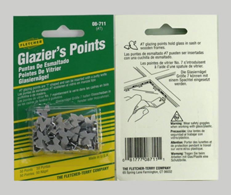 Glaziers Points
