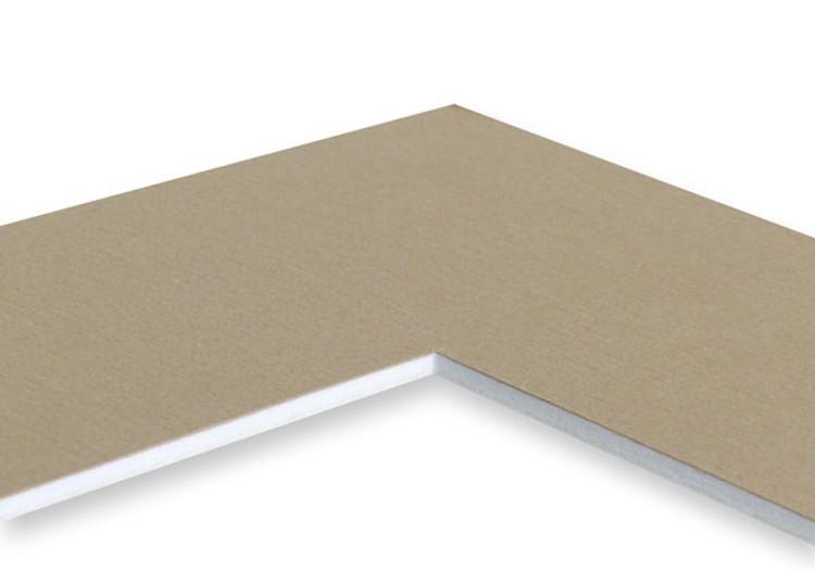 Essentials White Core - Single Mat