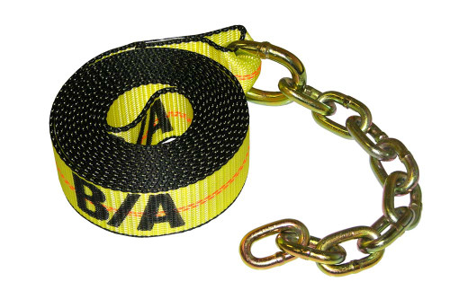 14' Strap + Chain