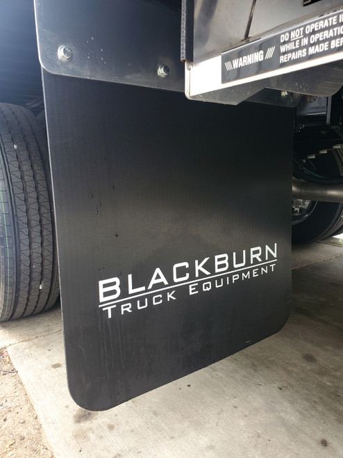 Pair of Mudflaps for Car Carriers