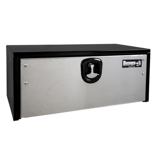"36"" Steel Toolbox with Stainless Steel Door"