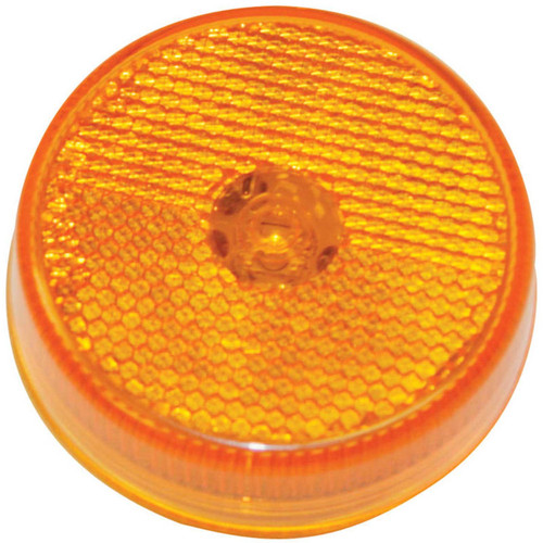 "2.5"" Amber LED Marker Light"