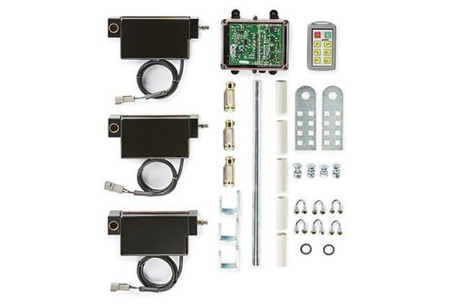 Lodar 6 Function Electric Actuator Wireless Remote Kit
