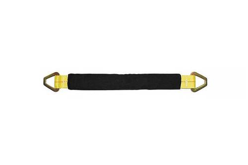 """36"""" Delta Ring Axle Strap + Cordova Sleeve"""