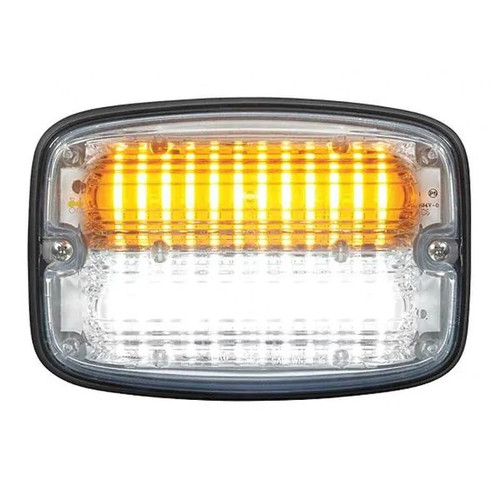 Federal Signal Fireray 600 Series- Amber/White