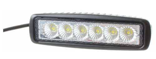 "Superior Signals 1.8"" x 6.3"" Flood Light"
