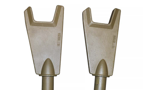 """Miller Tall Axle Fork Set 3"""" Wide Opening"""