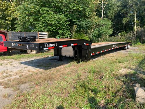 2021 Talbert 4053TA trailer