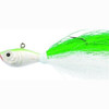 Spro Buck Tail Jig 2oz Chartreuse