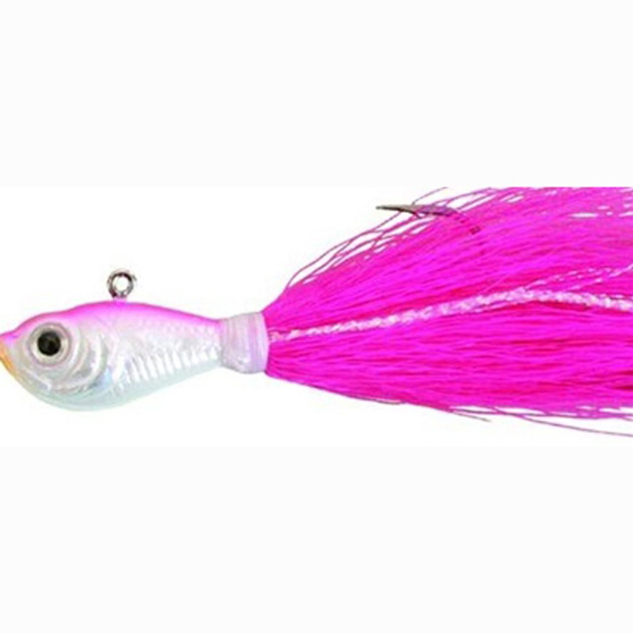 Spro Buck Tail Jig 3oz Pink