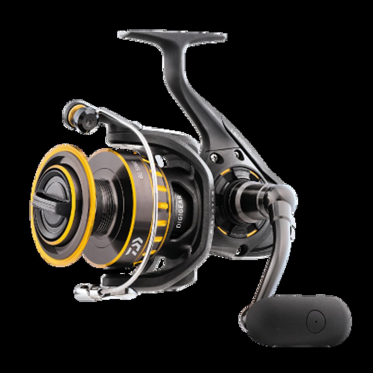 Daiwa BG 6500 Spinning Reel BG6500