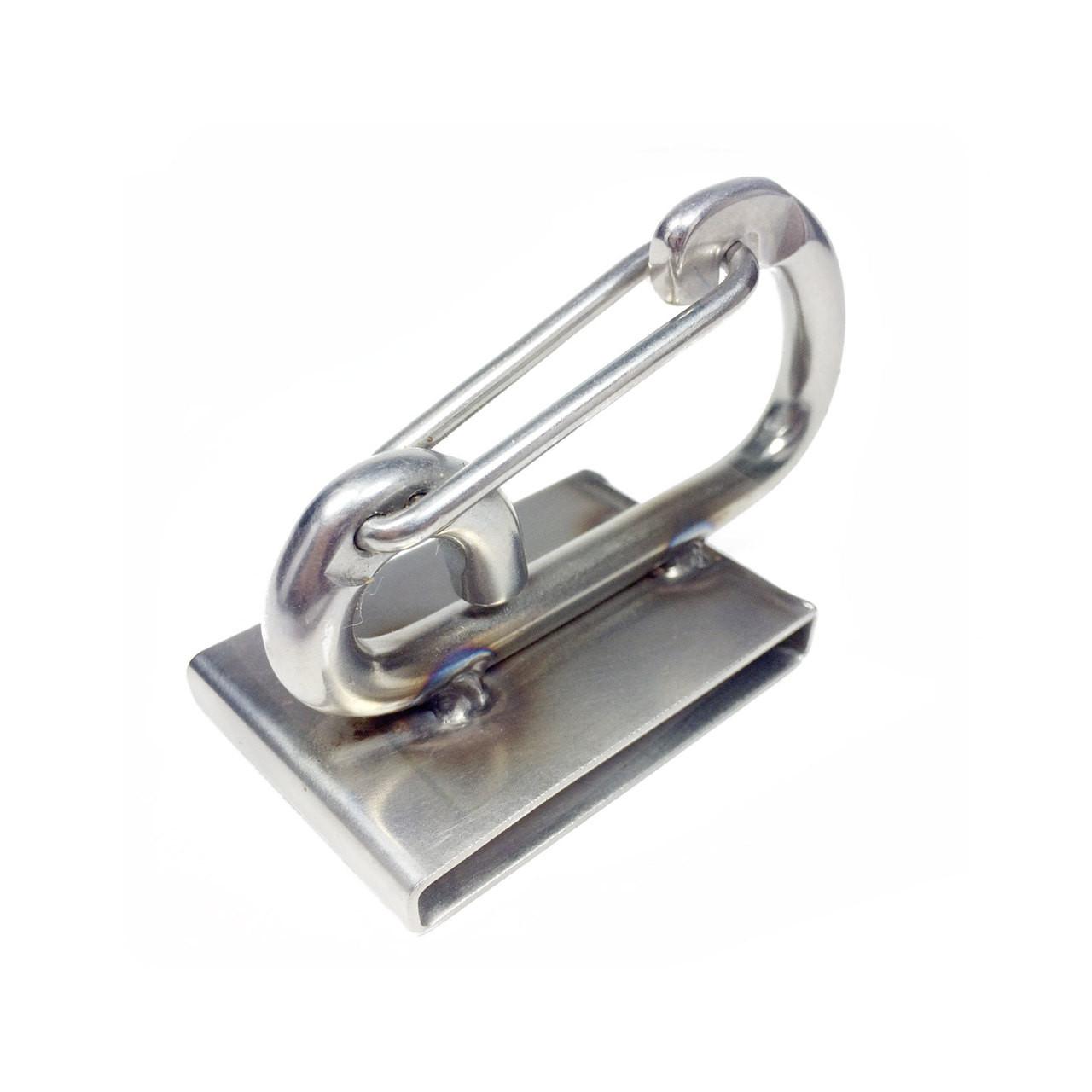 """Rockhopper Large Rock Solid Belt Clip (3/8"""" Belt Width)"""