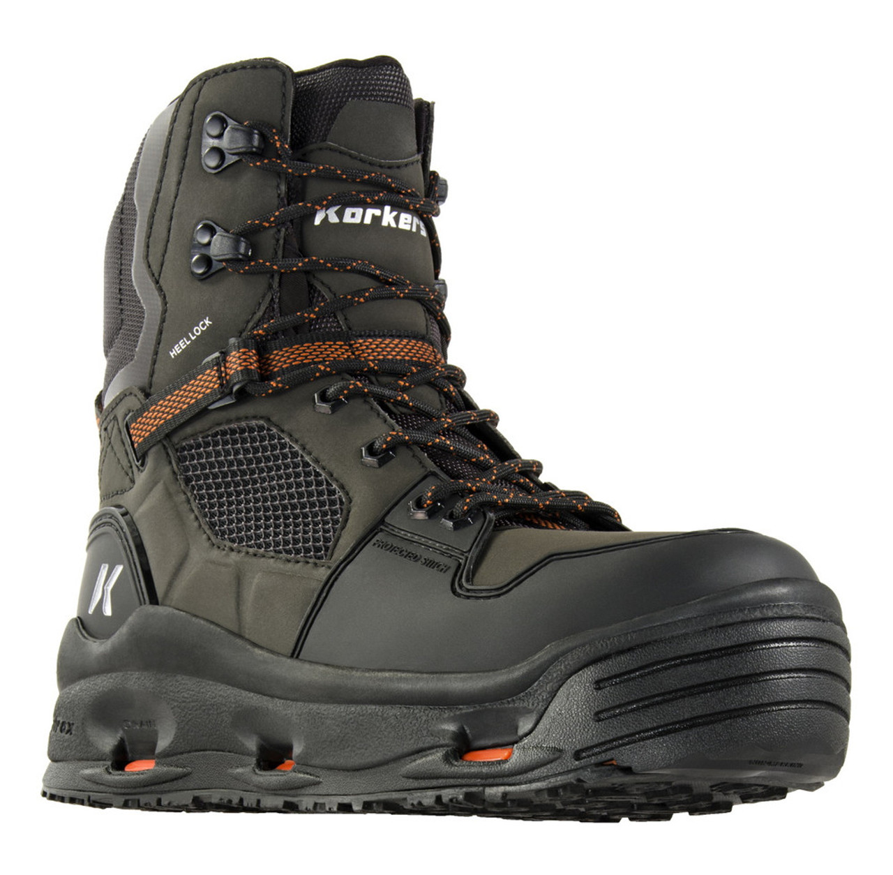 Korkers Terror Ridge Kling-On Boots Size 13