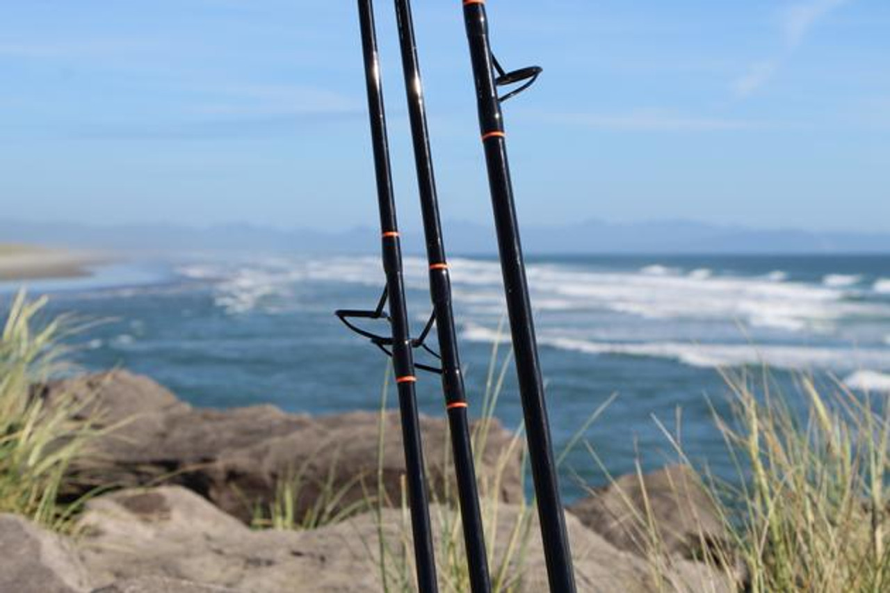 Lamiglas Carbon Surf 11' Heavy Canal Rod (2 Piece)