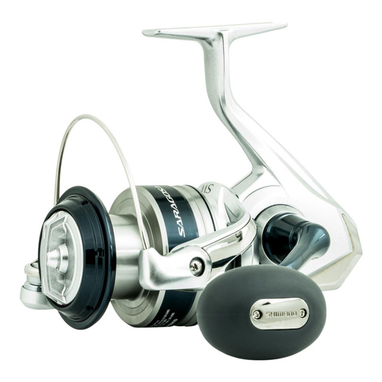 Shimano Saragosa SW A Spinning Reel 14000