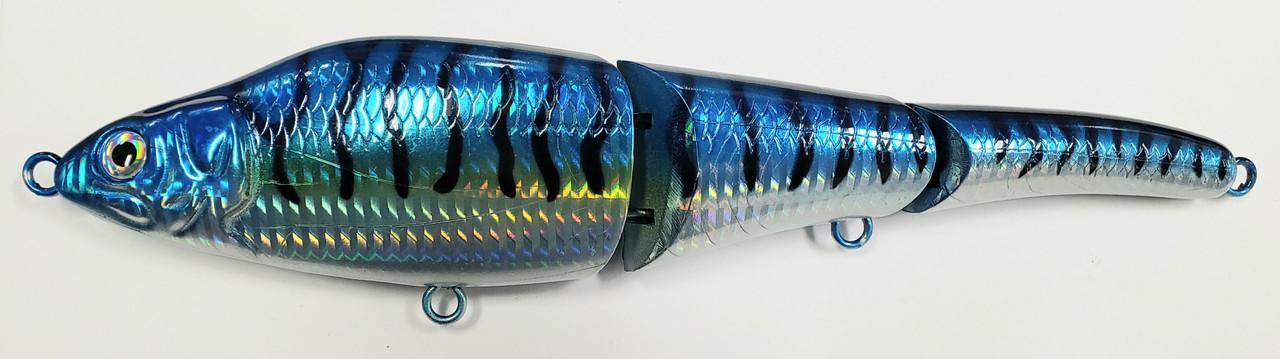 "Canal Magic Swimmer Blue Mackerel 9"" 5.25 oz 230mm (Unrigged)"