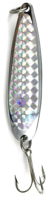 Candy Bar Twister Spoon 1oz Chrome Silver