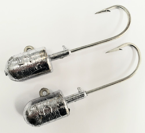 Bullet Jig Head 5 oz (Hook Size 9/0) 2 Pack