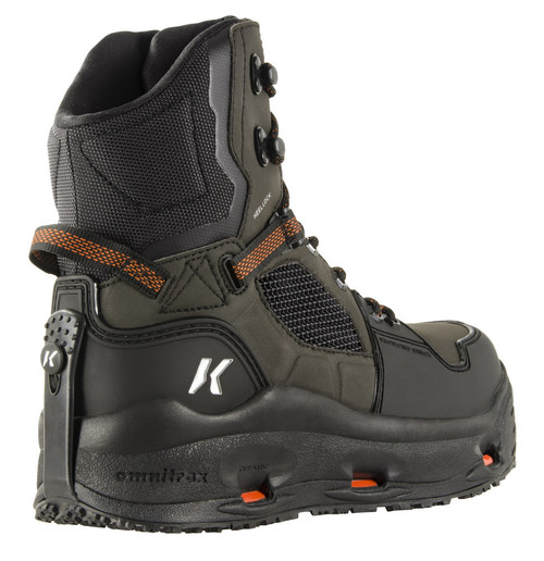 Korkers Terror Ridge Kling-On Boots Size 9