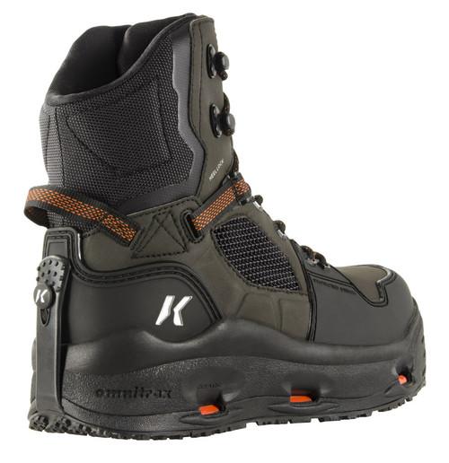 Korkers Terror Ridge Kling-On Boots Size 12