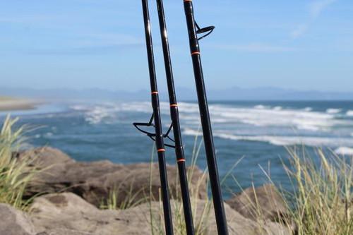 Lamiglas Carbon Surf 11' Heavy Canal Rod (2 Piece)