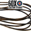 Ready to Ship Mission Custom Compound Bow String & Cable Package