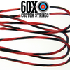 Ready to Ship Elite Custom Compound Bow String & Cable Package