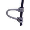 BCY #24 D-Loop Material Silver