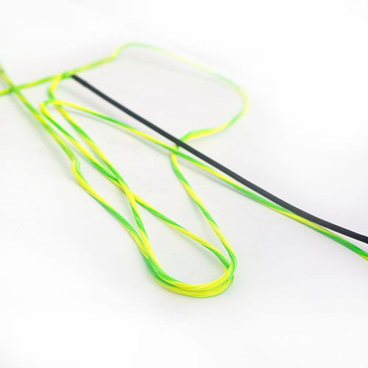 "60/"" 14 Strand Brown Dacron B50 Longbow Bowstrings by 60X Custom Strings Bow"
